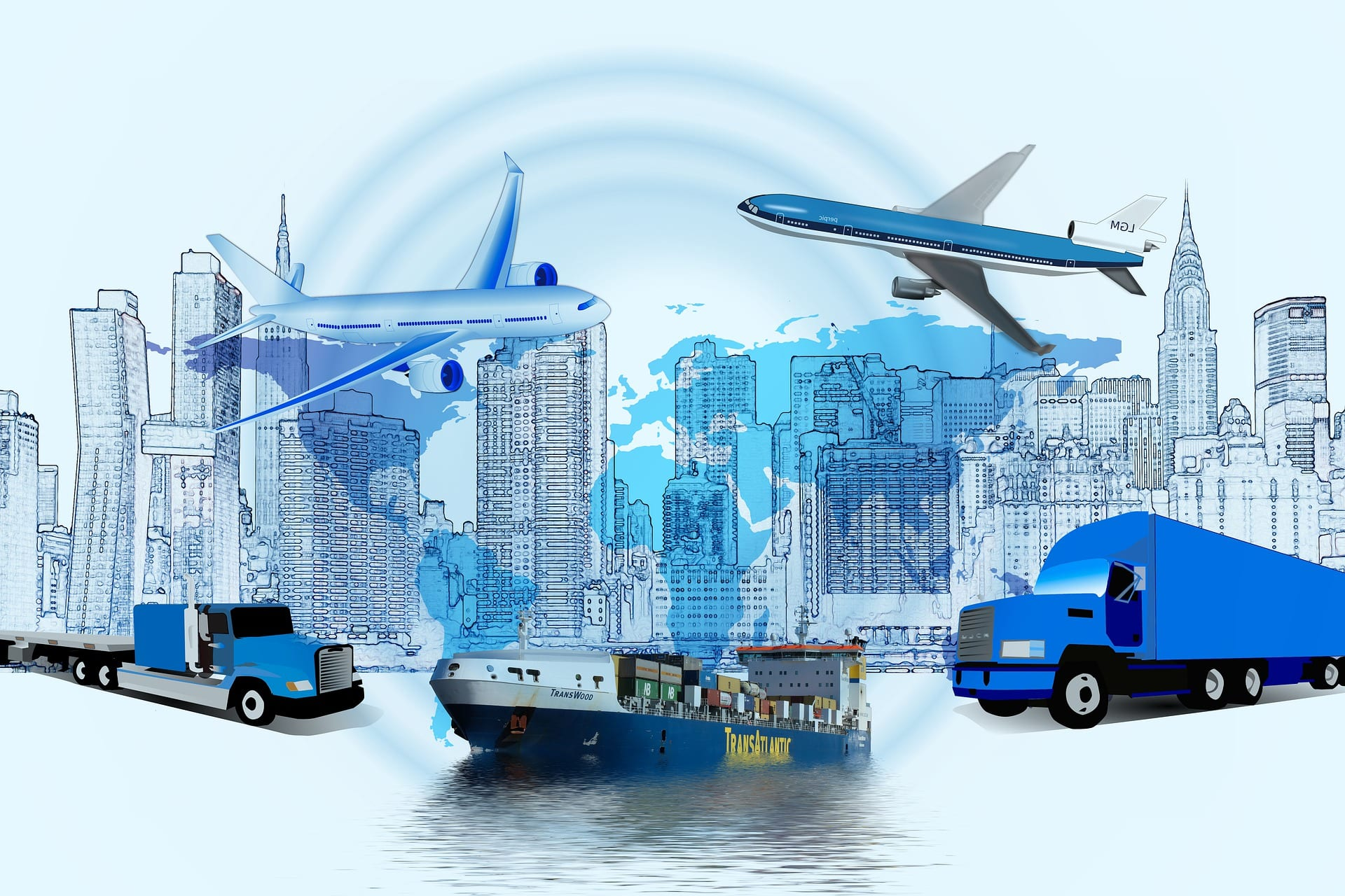 Seamless Logistics Management